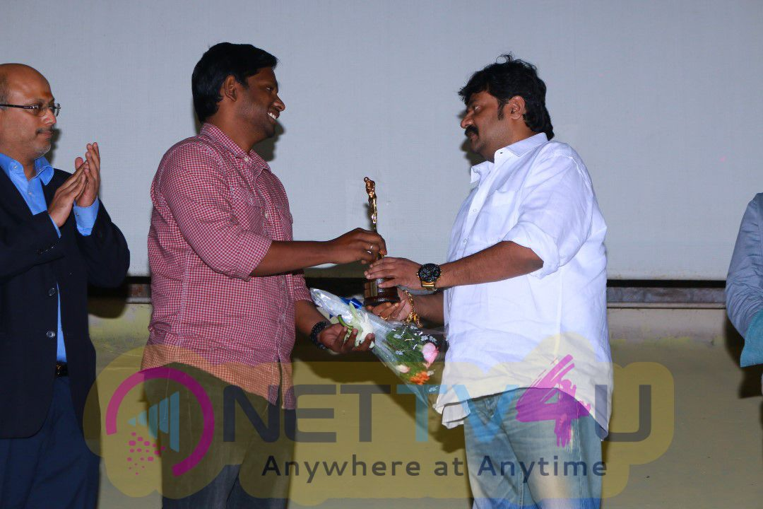 Director M Anucharan Press Meet Images