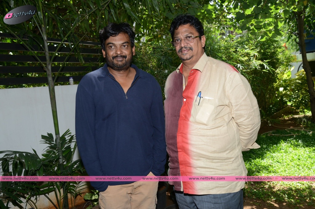 Director Puri Jagannadh Birthday Press Meet Stills