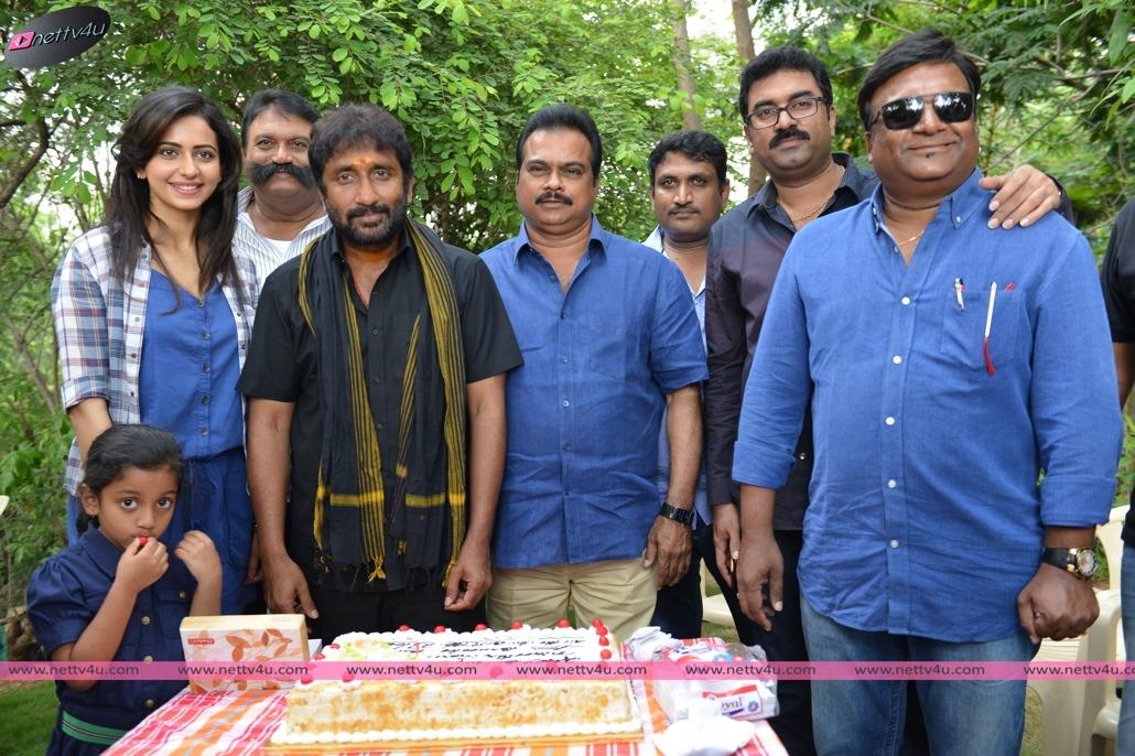 Director Srinu Vaitla Birthday Event Photo Gallery