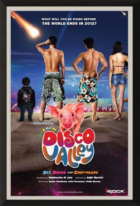 Disco Valley Movie Review Hindi