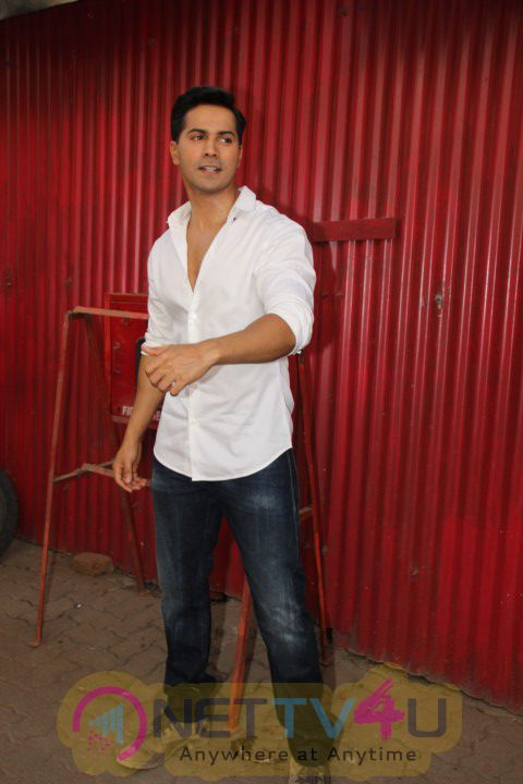 Dishoom Hindi Movie  Wrap Of Shoot Press Conference Exclusive Photos