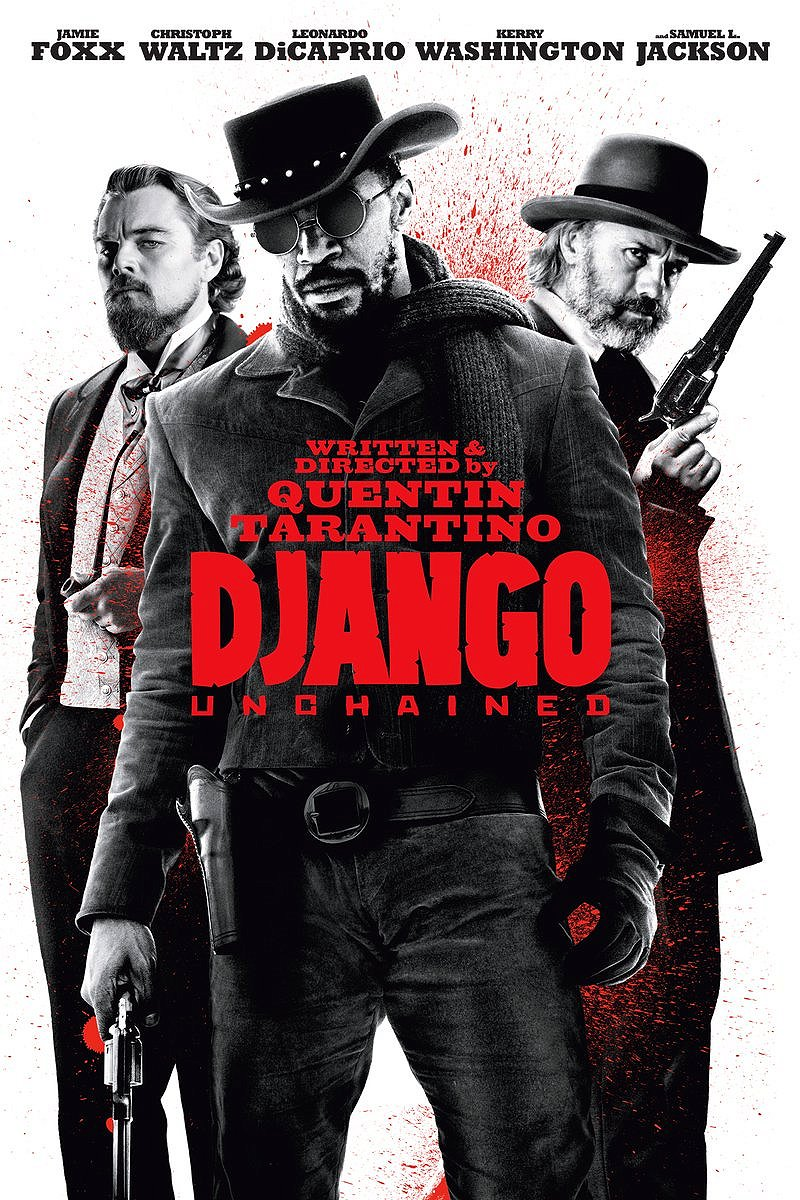 Django Unchained Movie Review English