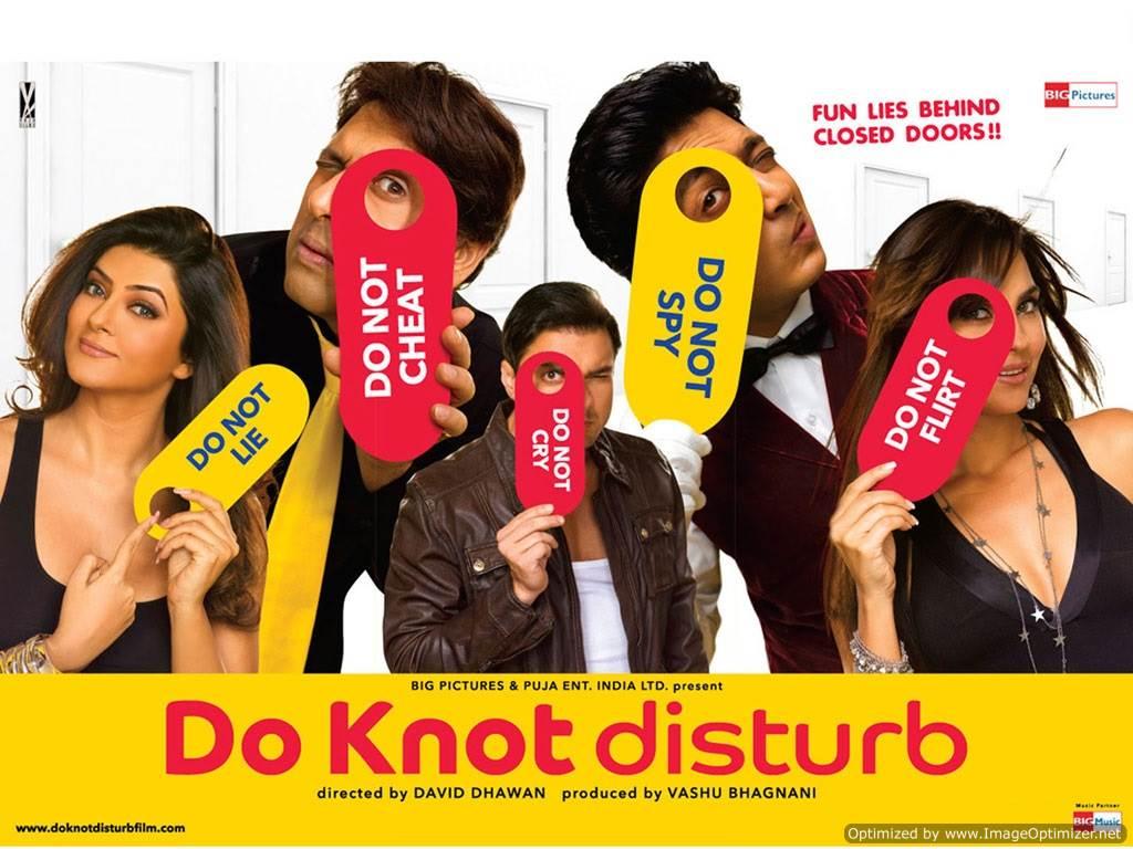 Do Knot Disturb Movie Review Hindi
