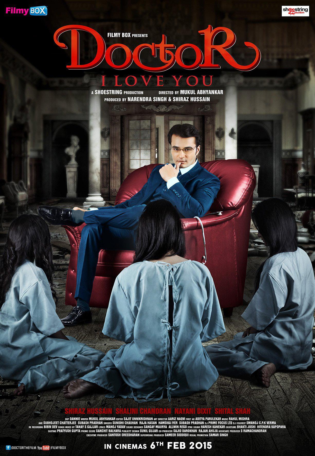Doctor, I Love You Movie Review Hindi