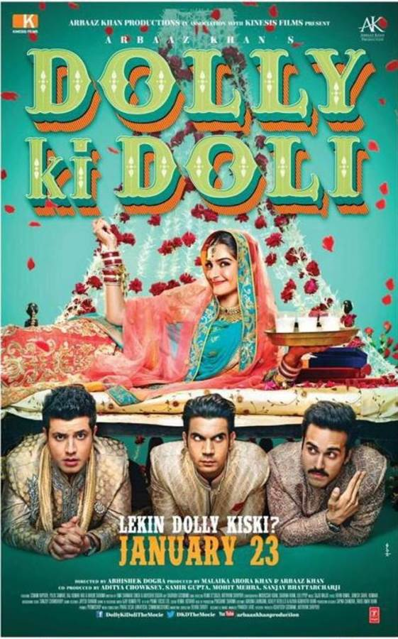 Dolly Ki Doli Movie Review Hindi
