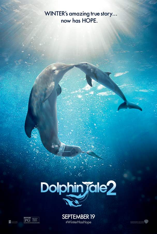 Dolphin Tale 2 Movie Review English