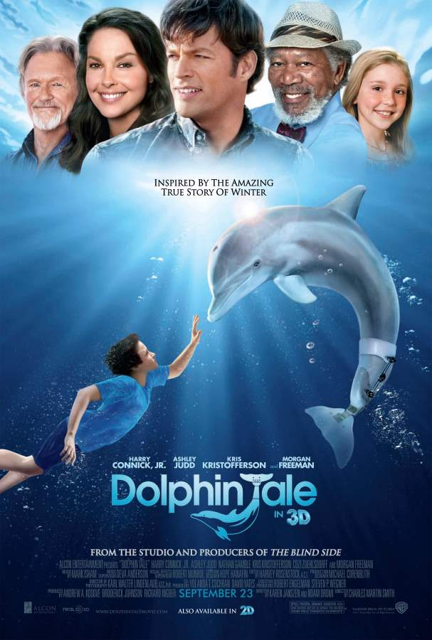 Dolphin Tale Movie Review English