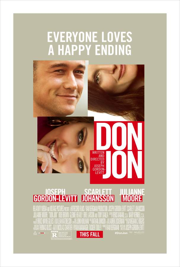 Don Jon Movie Review English