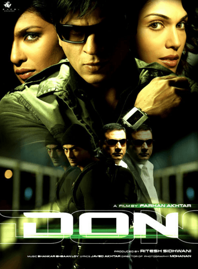 Don Movie Review Hindi Movie Review