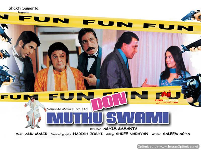 Don Muthu Swami Movie Review Hindi