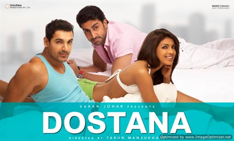 Dostana Movie Review Hindi