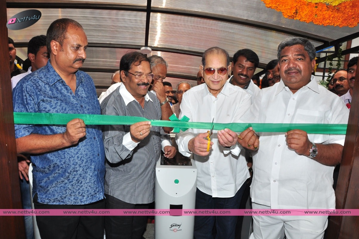 Dr.APJ Abdul Kalam Hall Inaugurated By Actor Krishna At FNCC (Film Nagar Cultural Center)