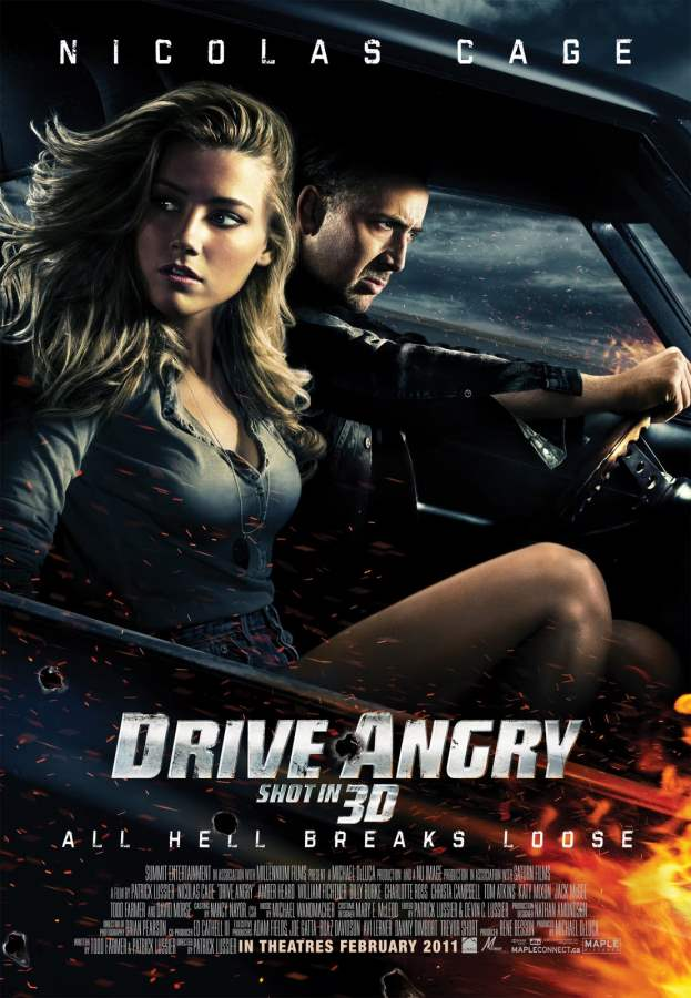 Drive Angry Movie Review English