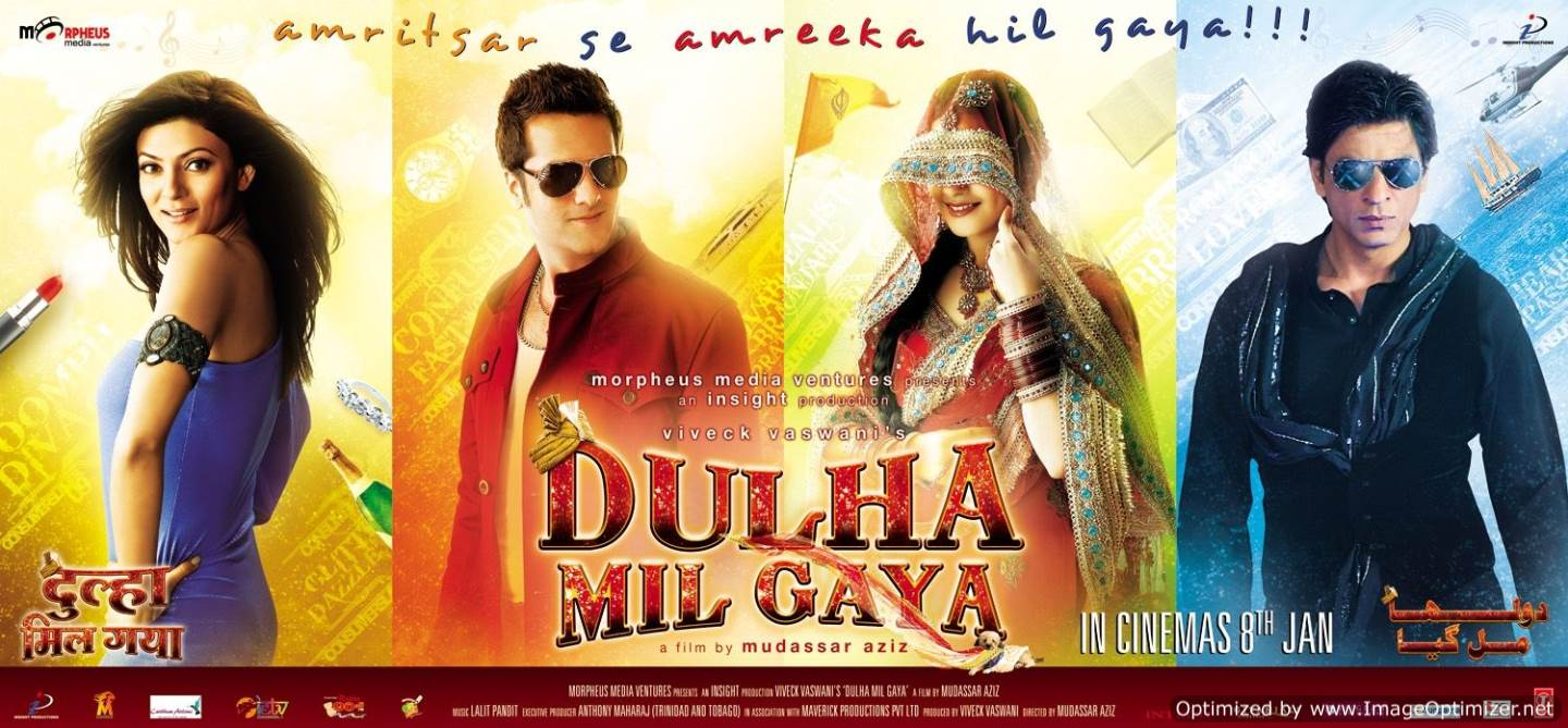Dulha Mil Gaya Movie Review Hindi