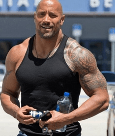 Dwayne Johnson Now A Rugby Player?