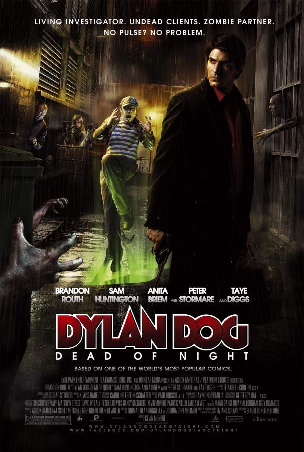 Dylan Dog: Dead Of Night Movie Review English