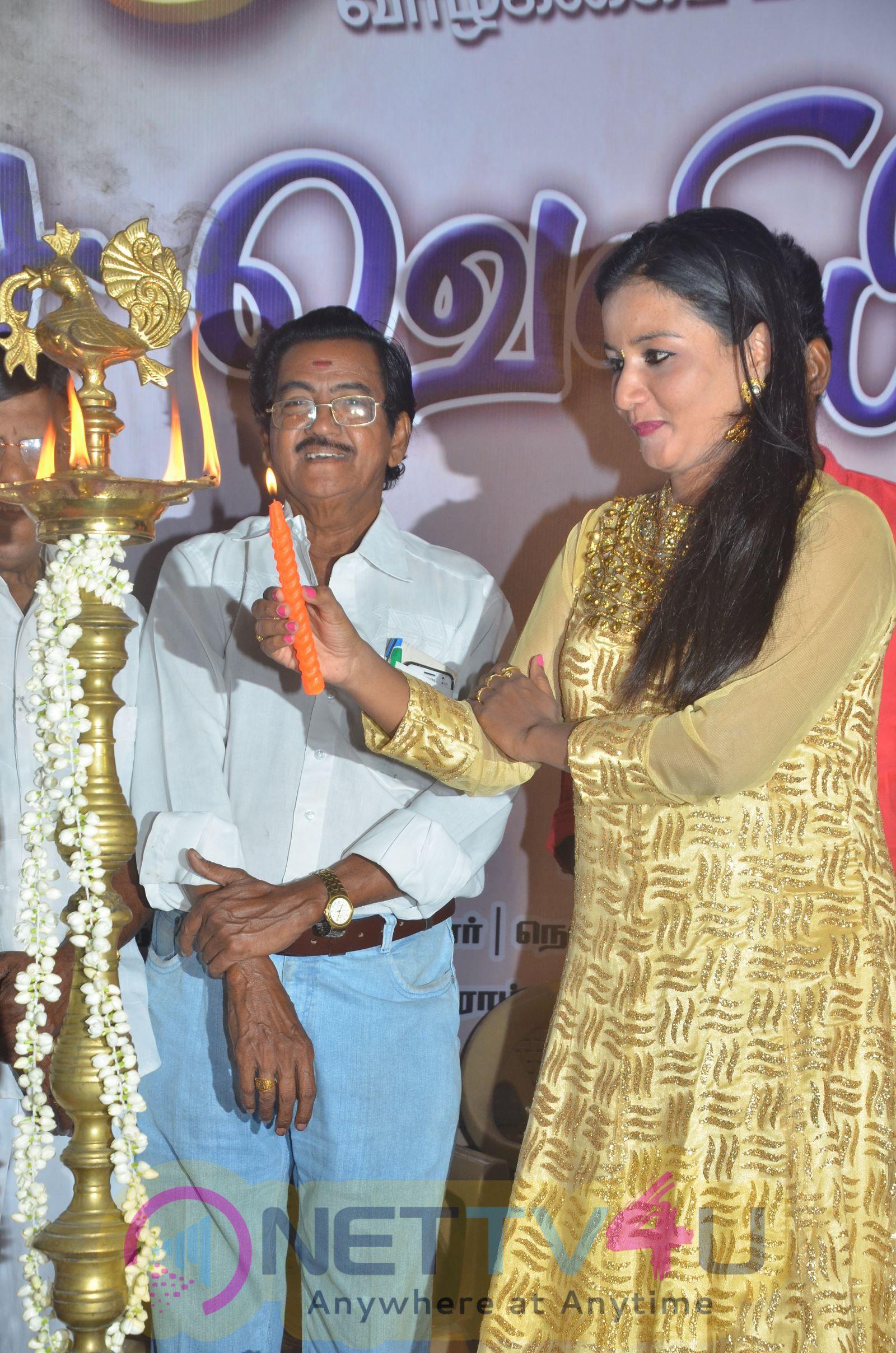 Edhugai Tamil Movie Audio Launch Photos