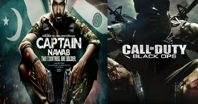Emraan Hashmi Revealed The First Look Poster Of Captain Nawab!
