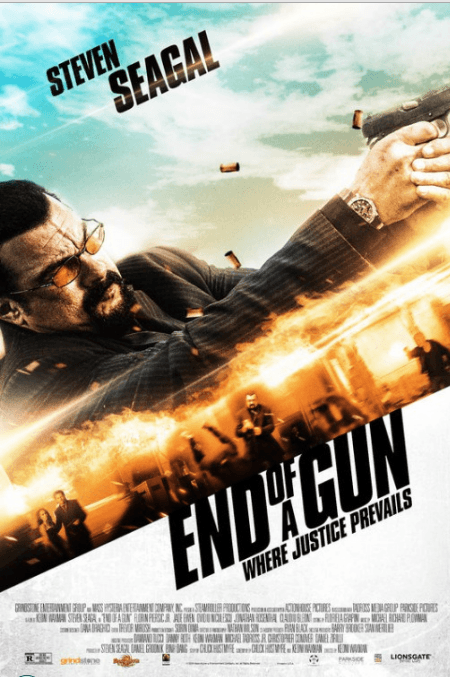 End Of A Gun Movie Review English Movie Review