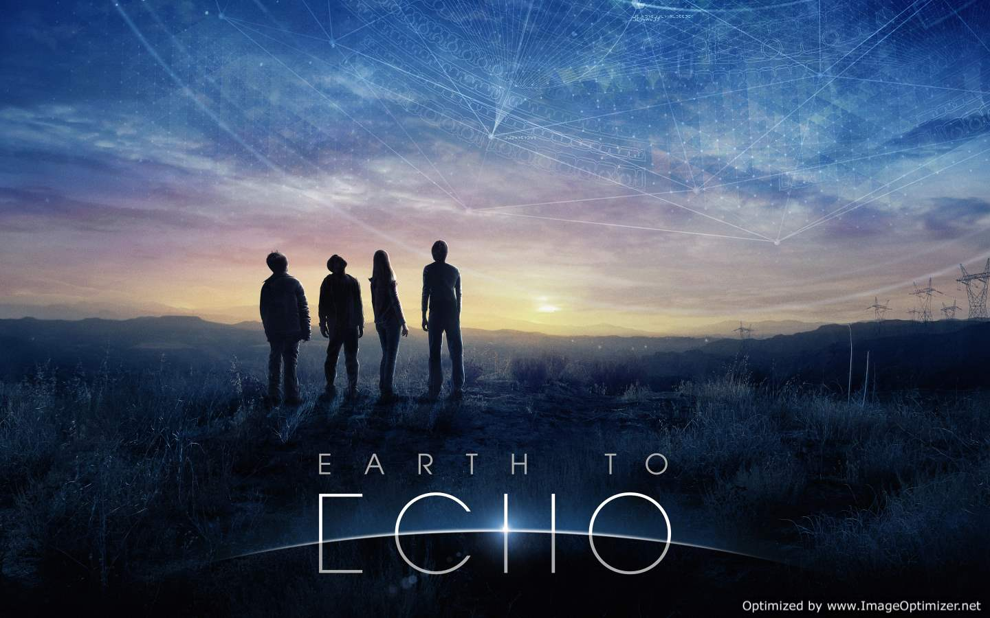 Earth To Echo Movie Review English