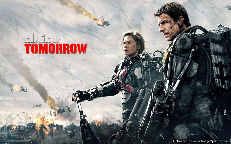 Edge Of Tomorrow Movie Review English