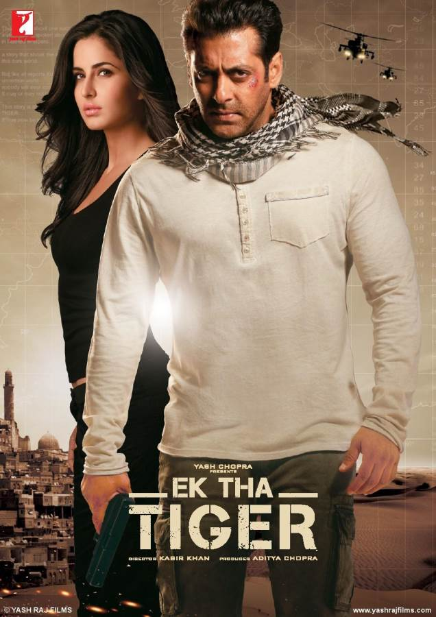 Ek Tha Tiger Movie Review Hindi