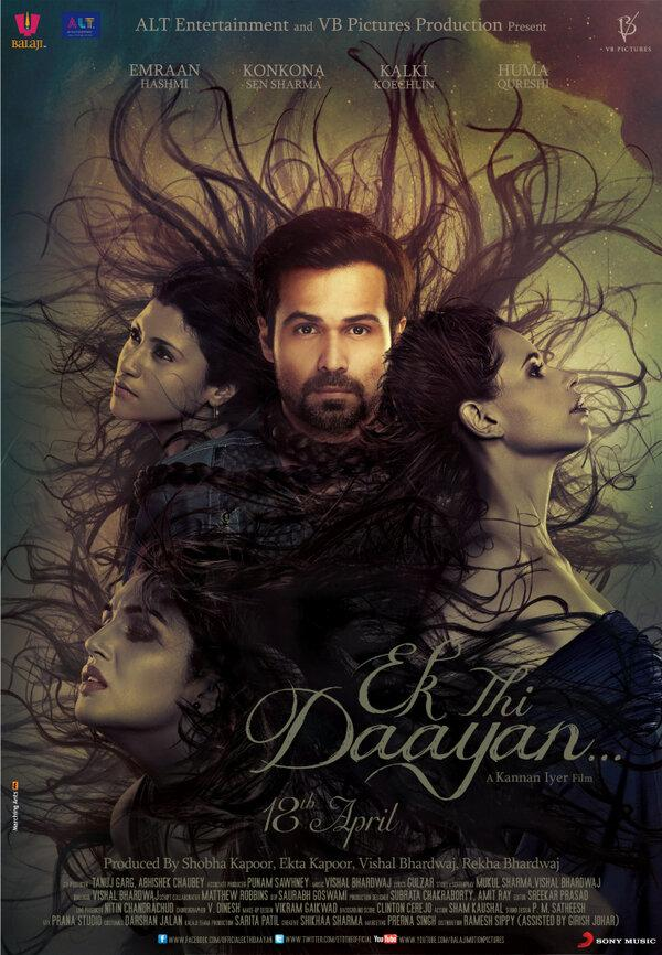 Ek Thi Daayan Movie Review Hindi Movie Review