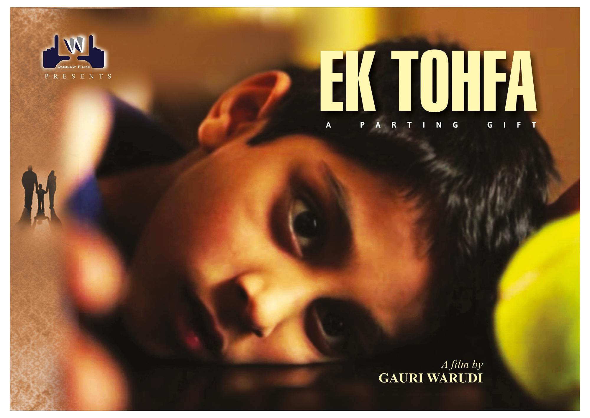 Ek Tohfa - A Parting Gift Movie Review Hindi