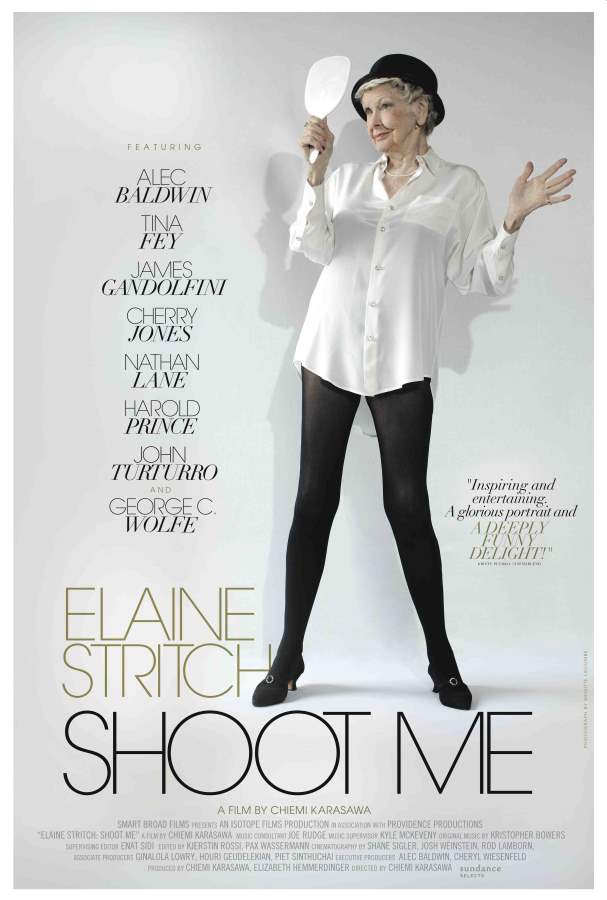 Elaine Stritch: Shoot Me Movie Review English
