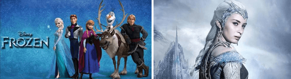 Emily Blunt In 'Frozen 2'?