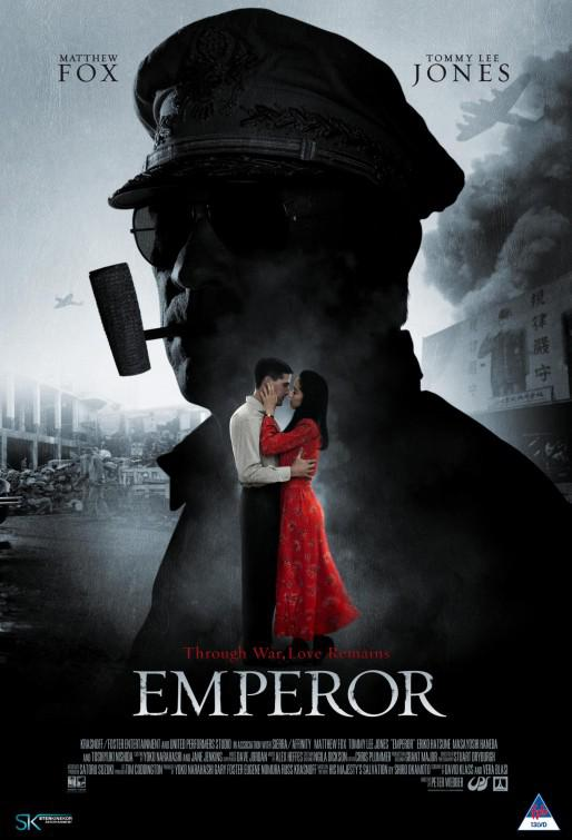 Emperor Movie Review English