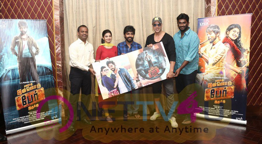 Enakku Innoru Per Irukku Tamil Movie Audio Launch Exclusive Stills
