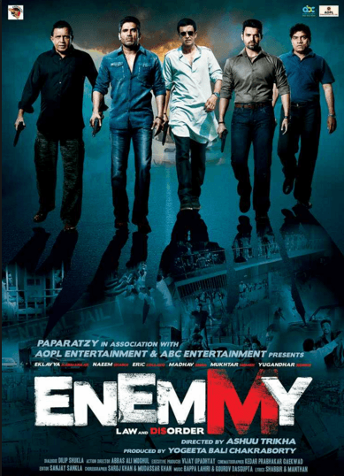 Enemmy Movie Review Hindi Movie Review