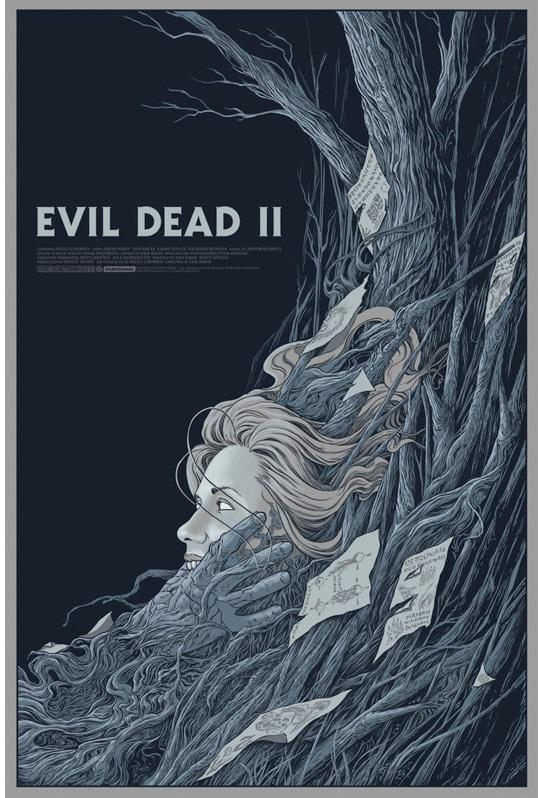 Evil Dead 2 Movie Review English