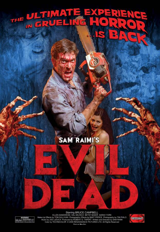 Evil Dead Movie Review English