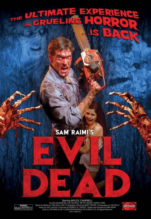 Evil Dead Movie Review
