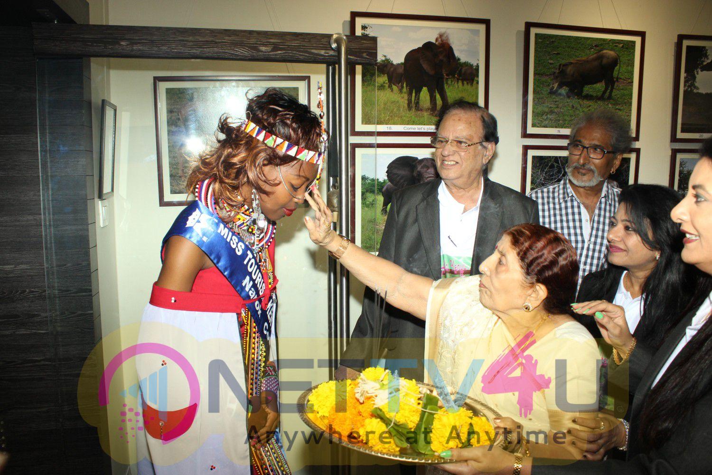 Exhibition Of Wild Life Photography By Sangita Joshi Exclusive Stills