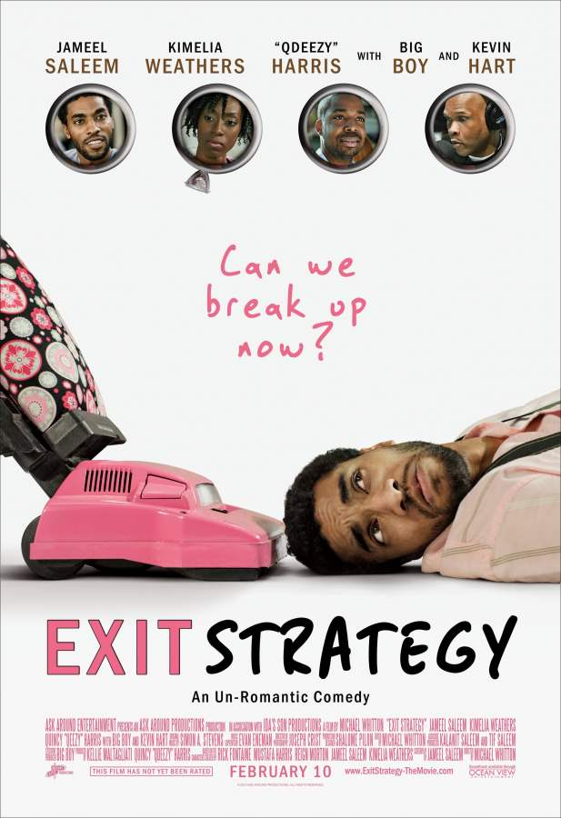Exit Strategy Movie Review English