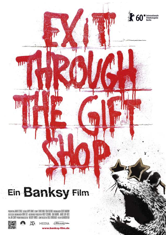 Exit Through The Gift Shop Movie Review English