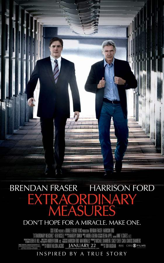 Extraordinary Measures Movie Review English