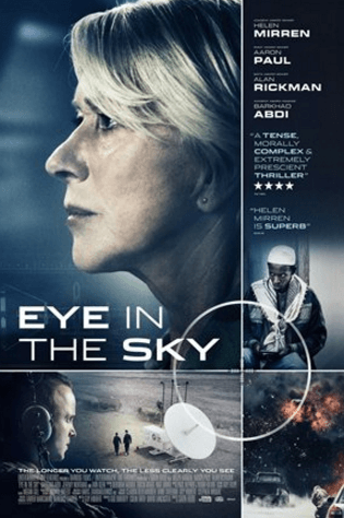 Eye in the Sky Movie Review English Movie Review
