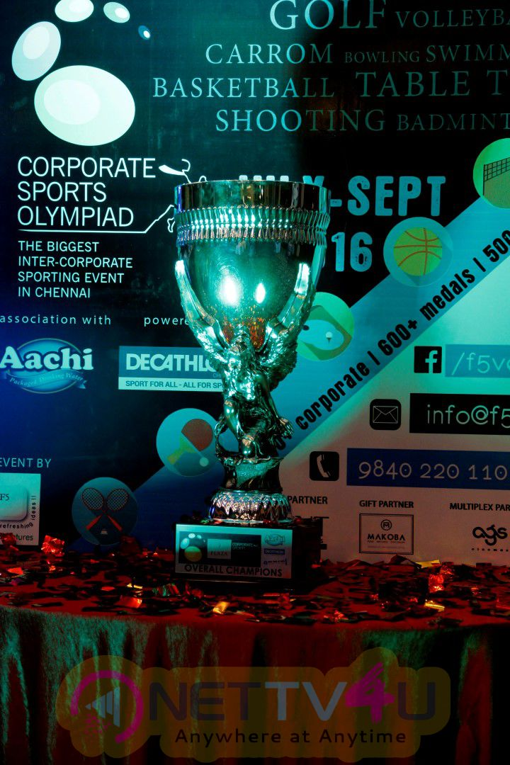 F5 Venture's 10th Corporate Sports Olympiad Desirable Photos