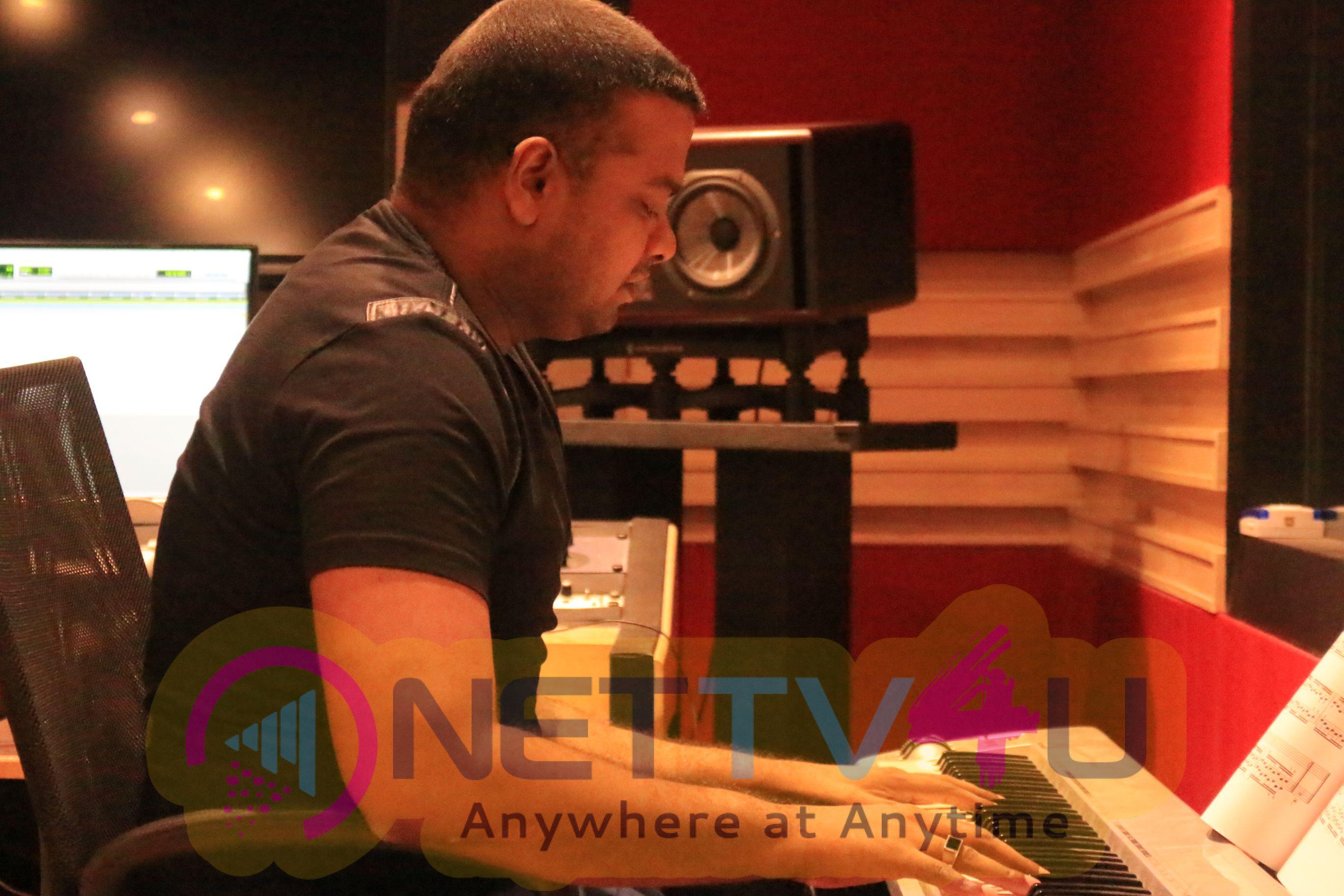 Famous Musicians Composer Prakash Nikki New Photos