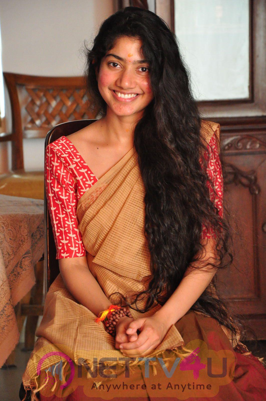 Fidaa Telugu Movie Opening Gorgeous Photos