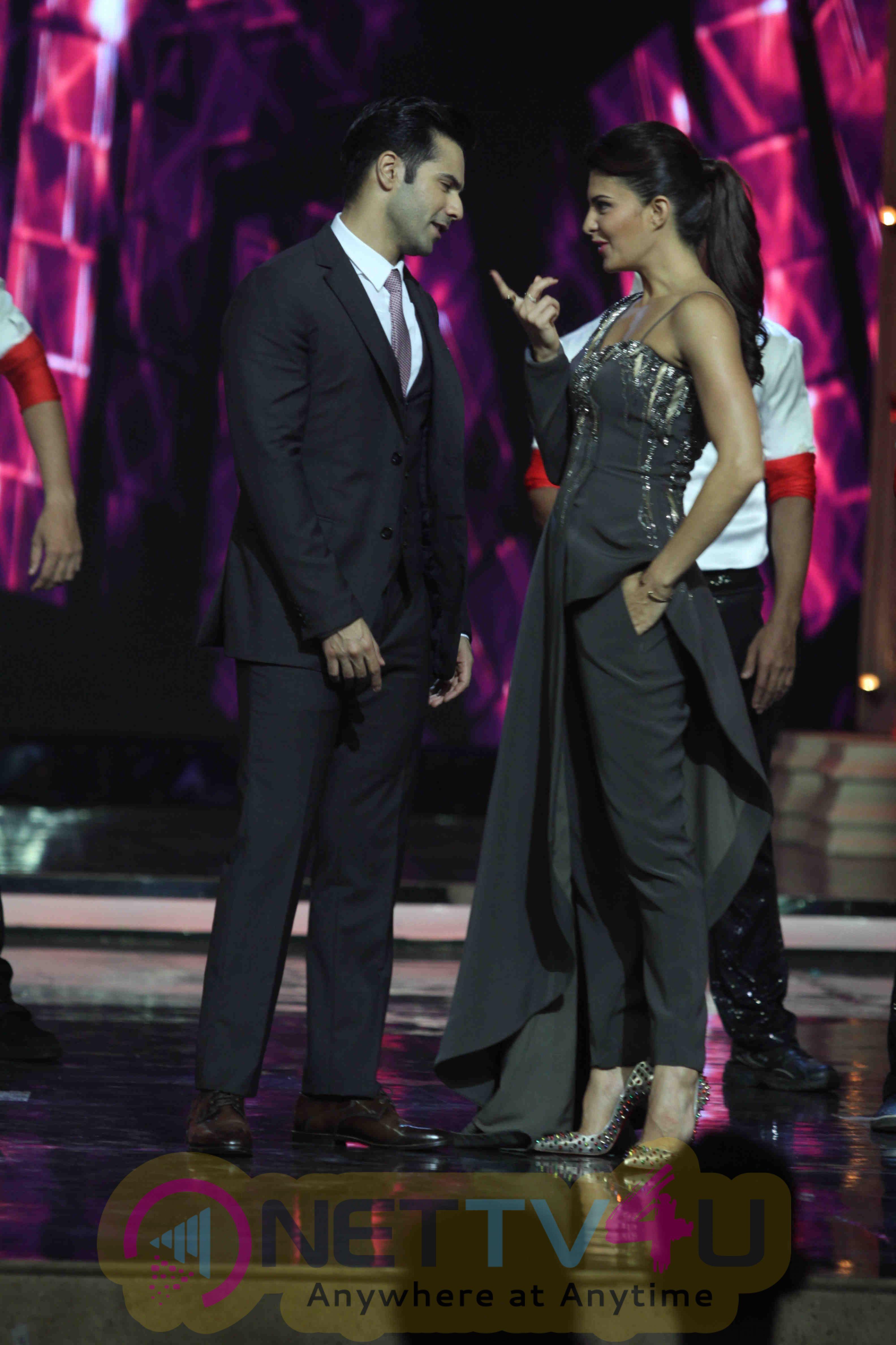 Film Dishoom Show Indias Got Talent Exclusive Photos