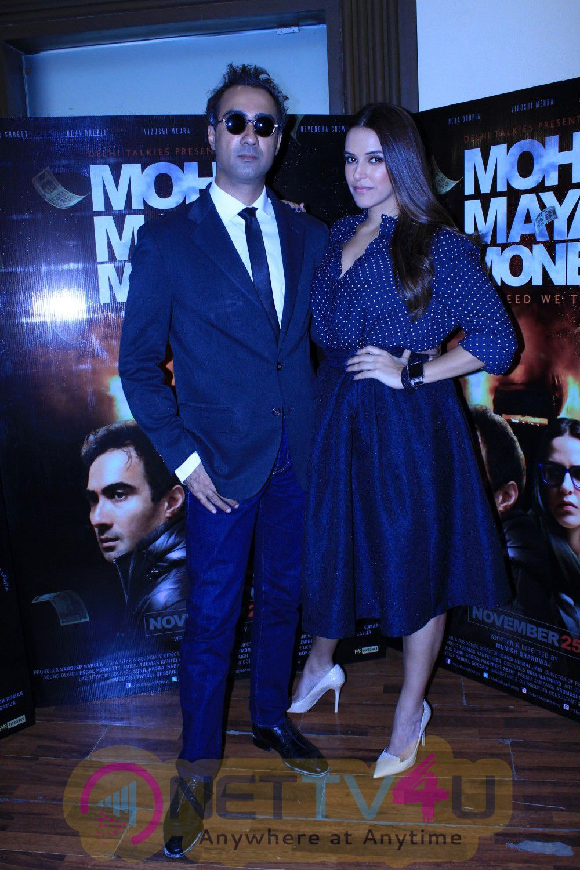 Film Moh Maya Money Interview With Ranvir Shorey & Neha Dhupia Photos