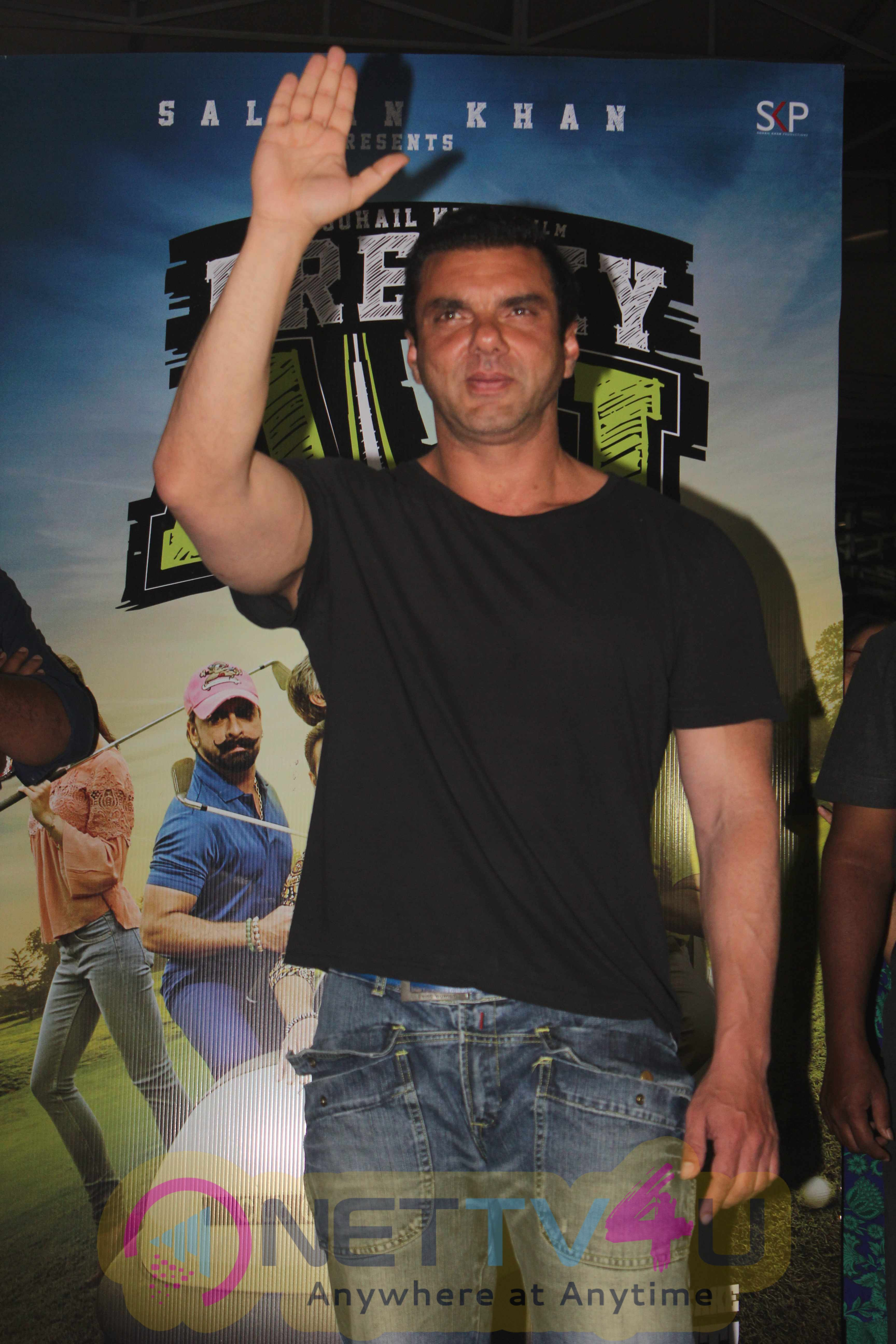 Filmmaker Sohail Khan And Actor Nawazuddin Siddiqui During The Promotion Of Film Freaky Ali, In Mumbai Stills