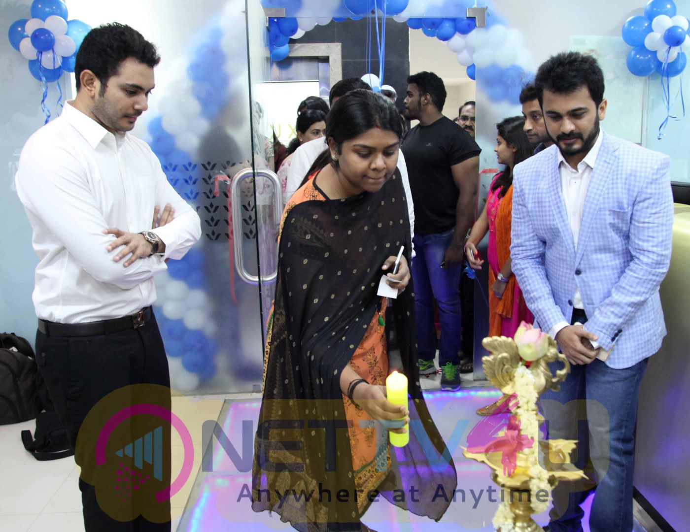 First Time In India Unique Salon & Gym Opens For Transgenders Modern Salon And Gym Inaugurated Grand Stills Tamil Gallery