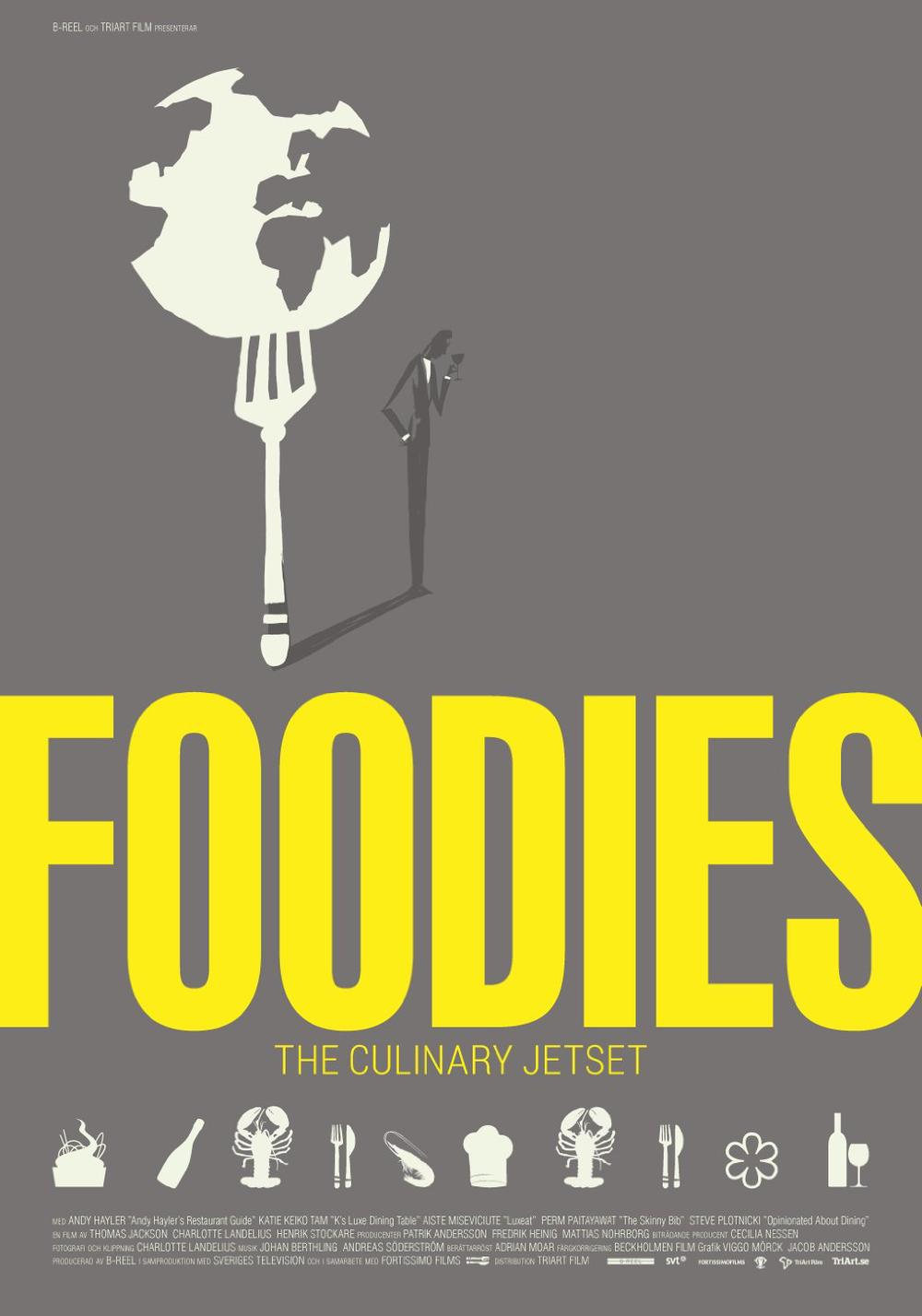 Foodies: The Culinary Jet Set Movie Review English Movie Review