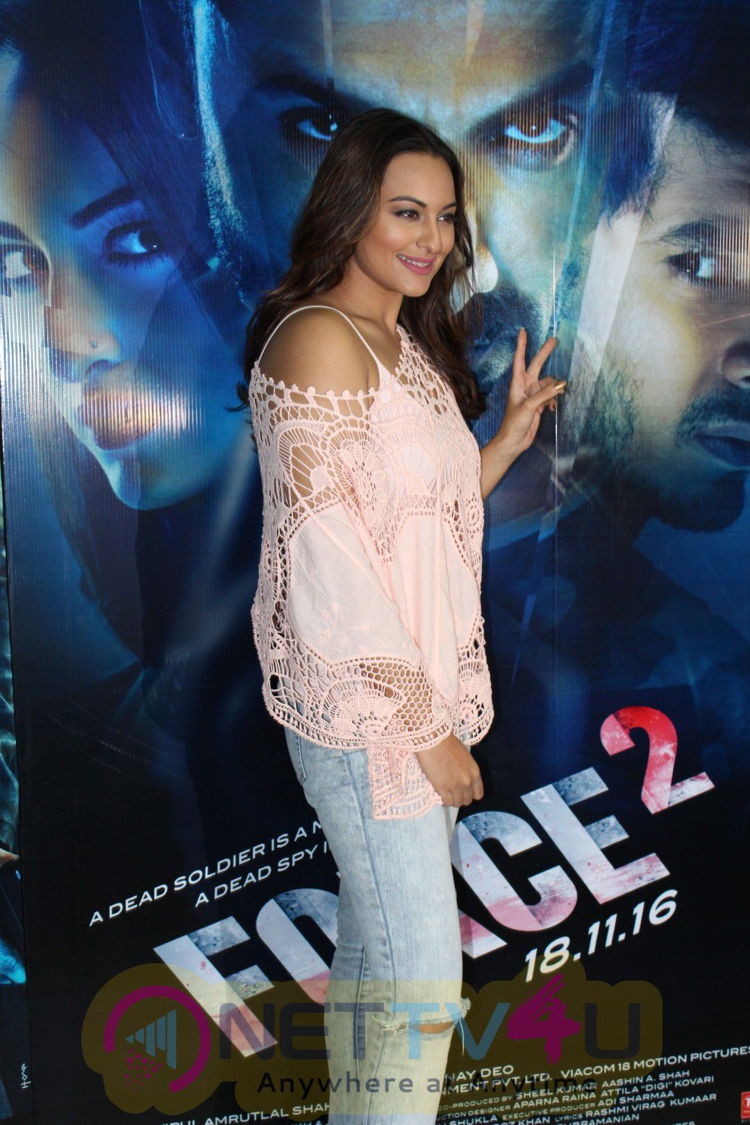 Force 2 Movie Team Interview For Media Interaction Images